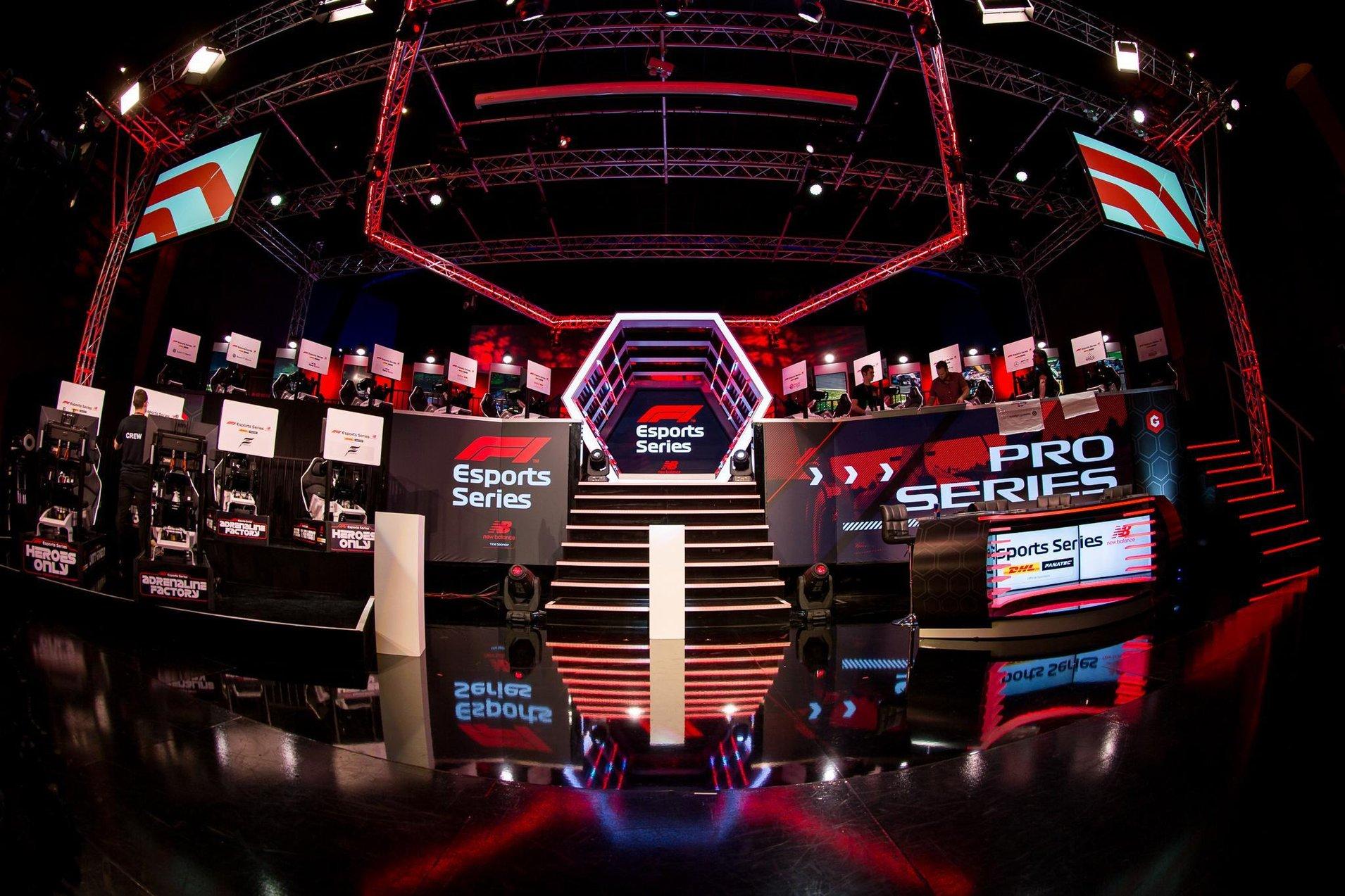 F1 Esport Series Grand Final – Gallery 9