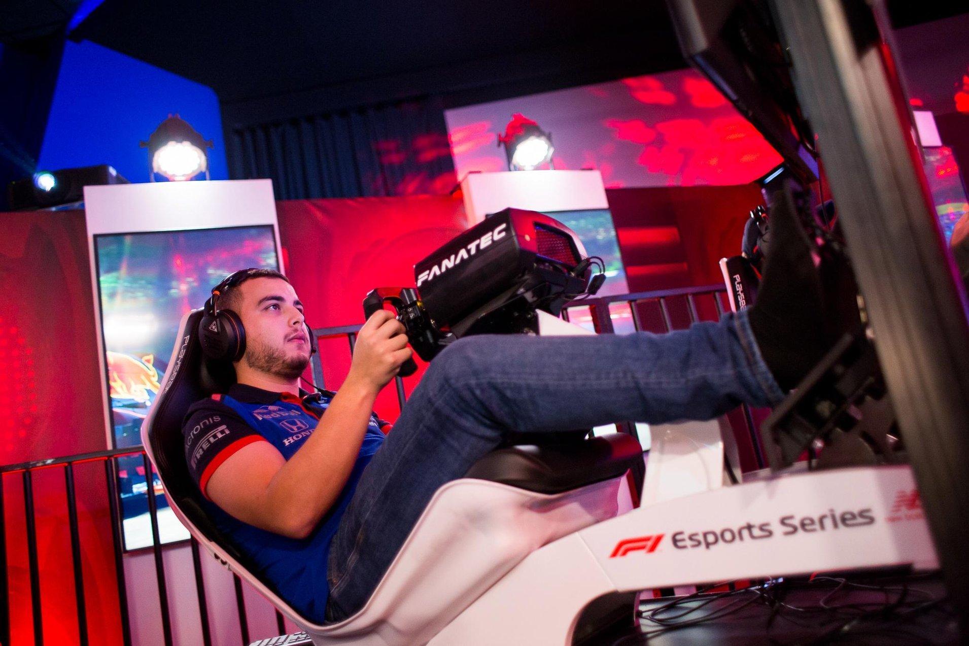 F1 Esport Series Grand Final – Gallery 10
