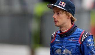Brendon on the Suzuka Circuit