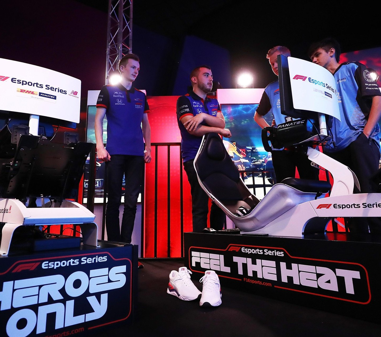 Apertura F1 ESport Series – Gallery 1