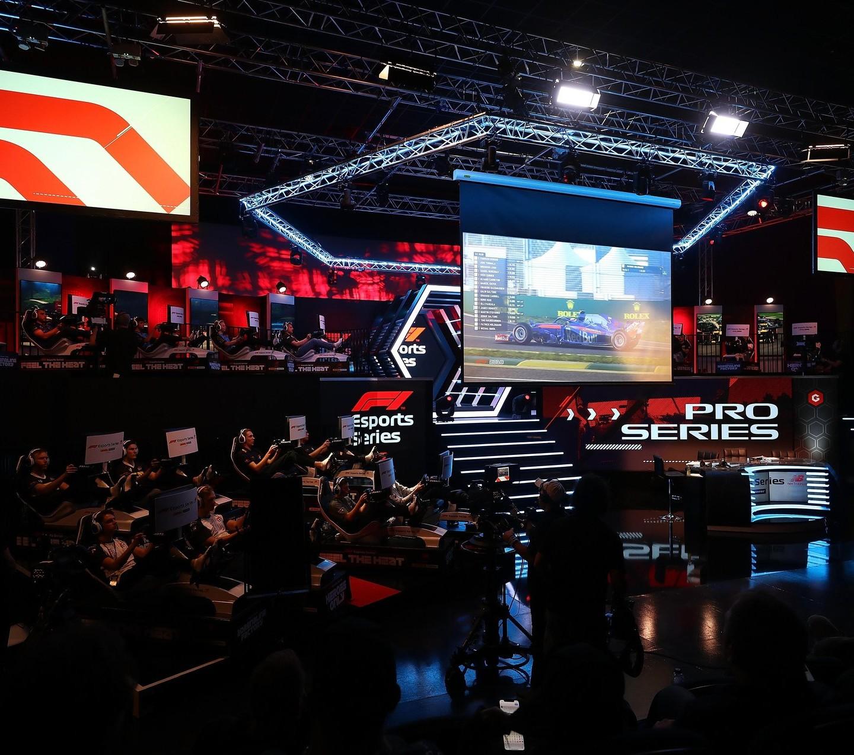 Apertura F1 ESport Series – Gallery 2