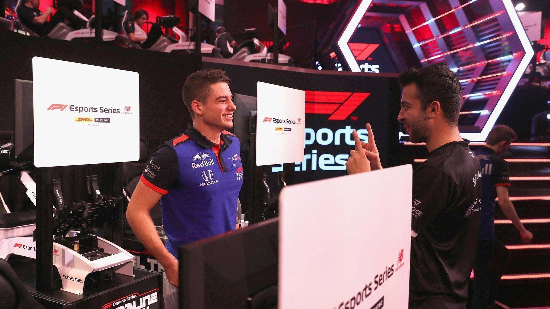 F1 Esport Series Grand Final – Gallery 13