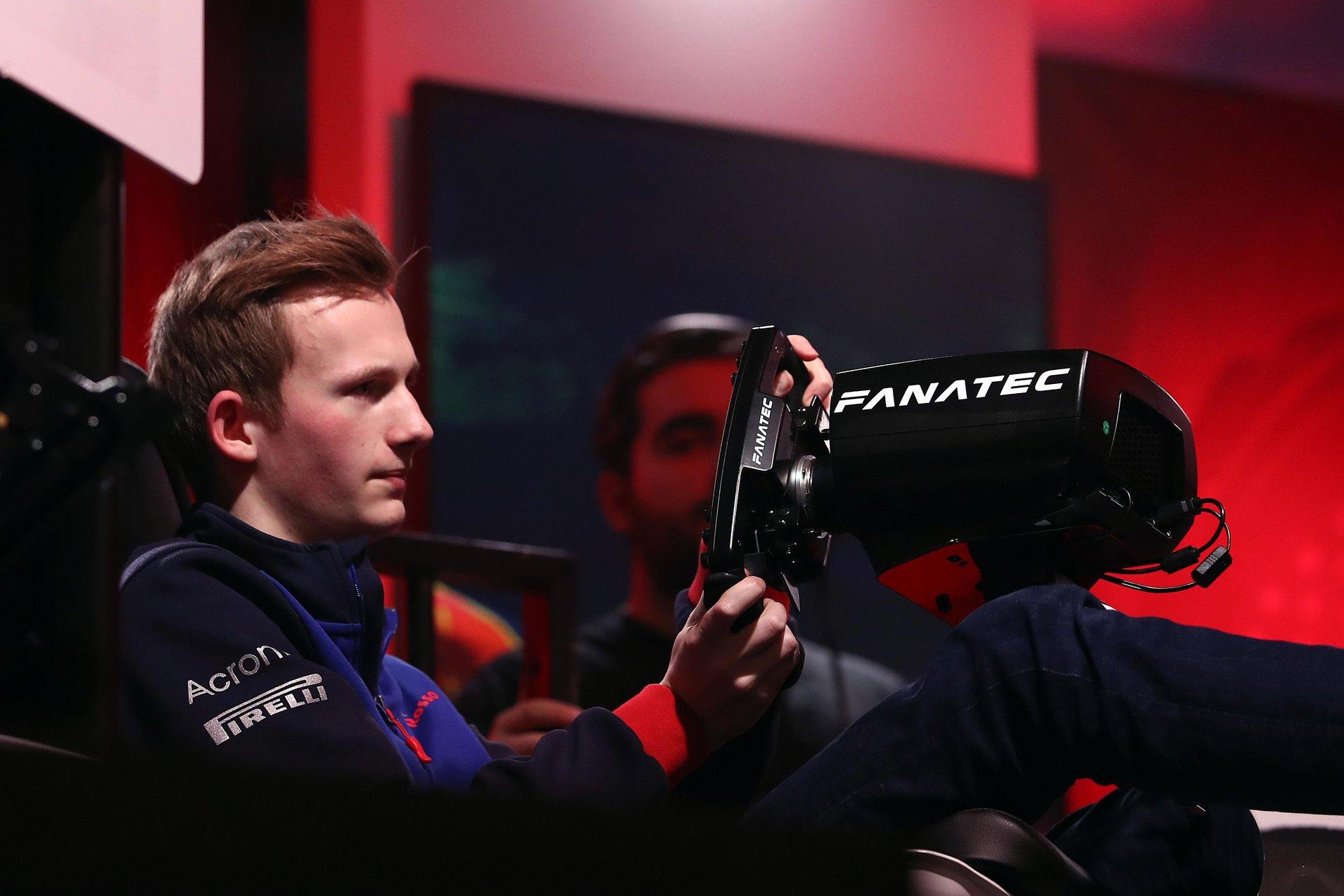 F1 Esport Series Grand Final – Gallery 1