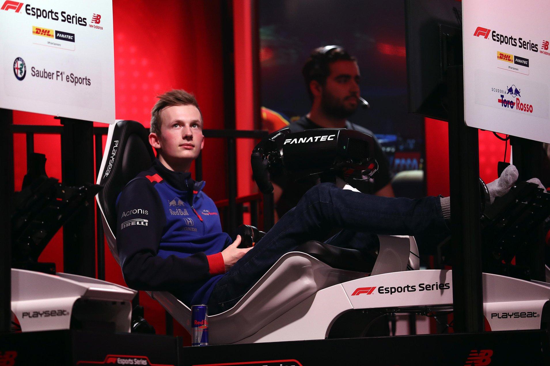 F1 Esport Series Grand Final – Gallery 3