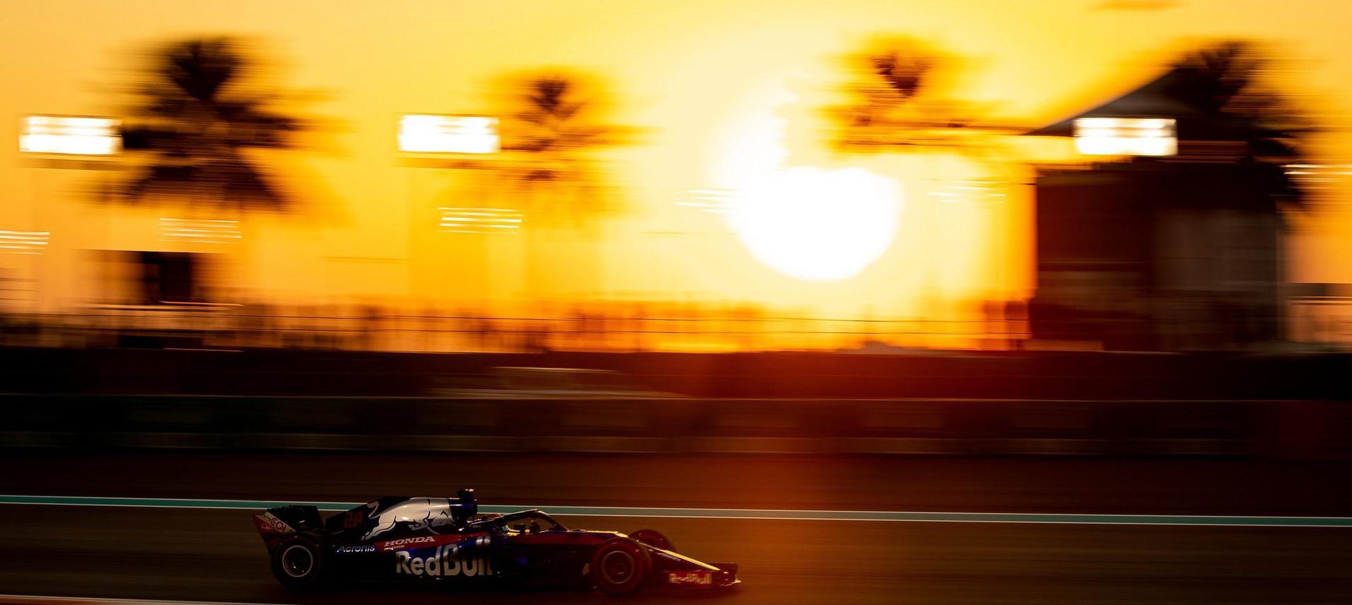 2018 Abu Dhabi GP – Gallery 2