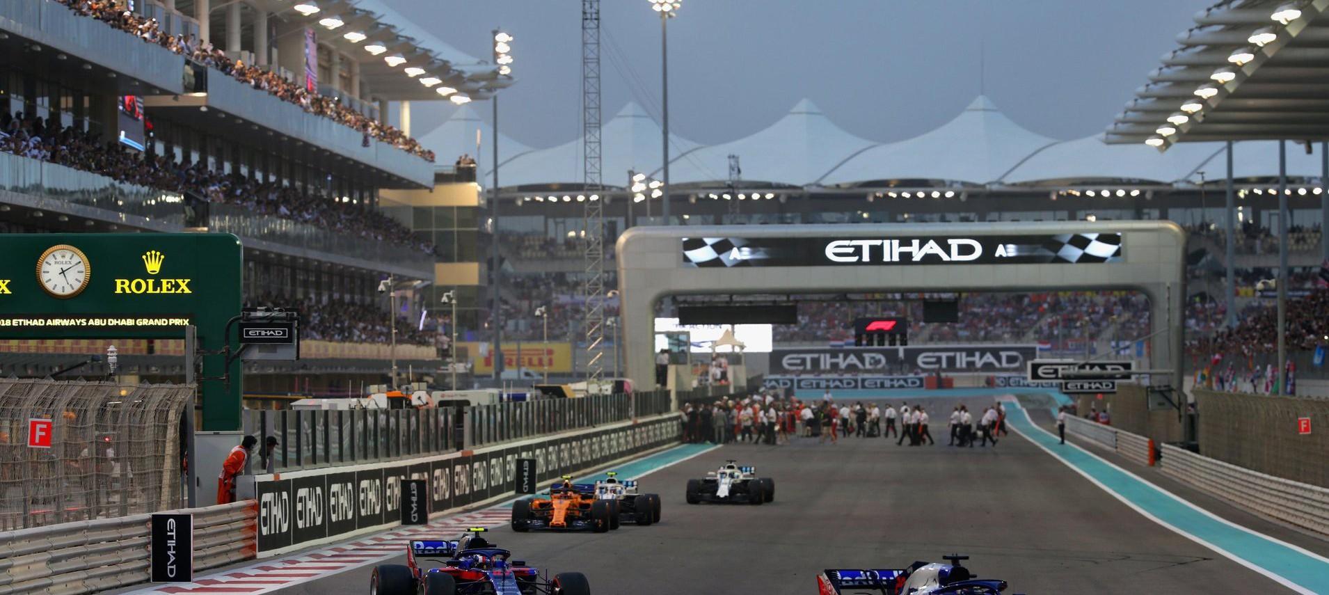 2018 Abu Dhabi GP – Gallery 1