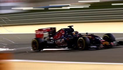 BAHRAIN GP: | FREE PRACTICE