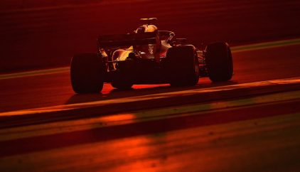 Abu Dhabi GP – Free Practice