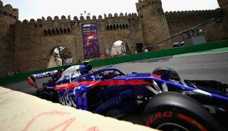 Azerbaijan GP – Free Practice
