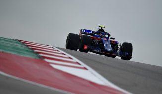 USA GP – FREE PRACTICE