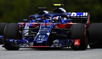 Austrian GP – Free Practice