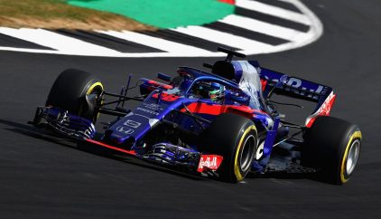 British GP – Free Practice