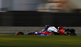 Abu Dhabi GP – Qualifying