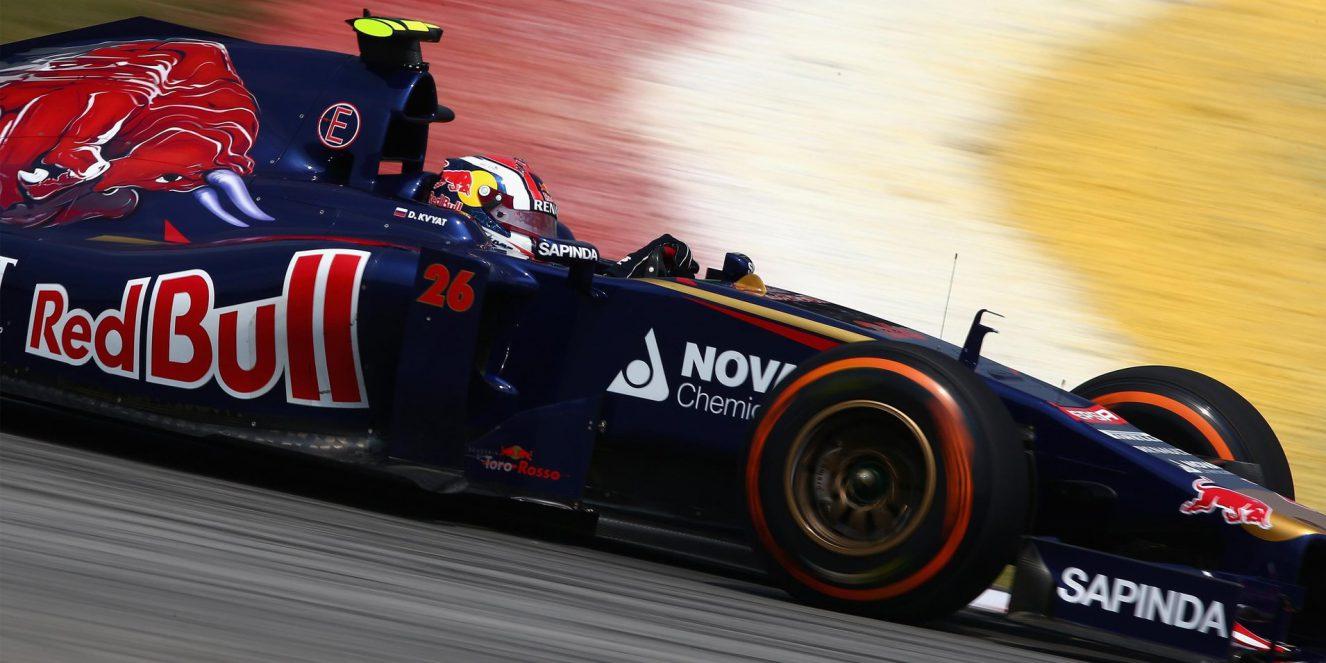 MALAYSIAN GP 2014: FRIDAY – TEAM REACTION