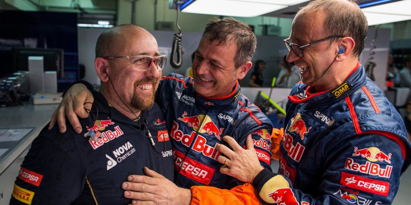MALAYSIAN GP 2014: QUALIFYING – TEAM REACTION
