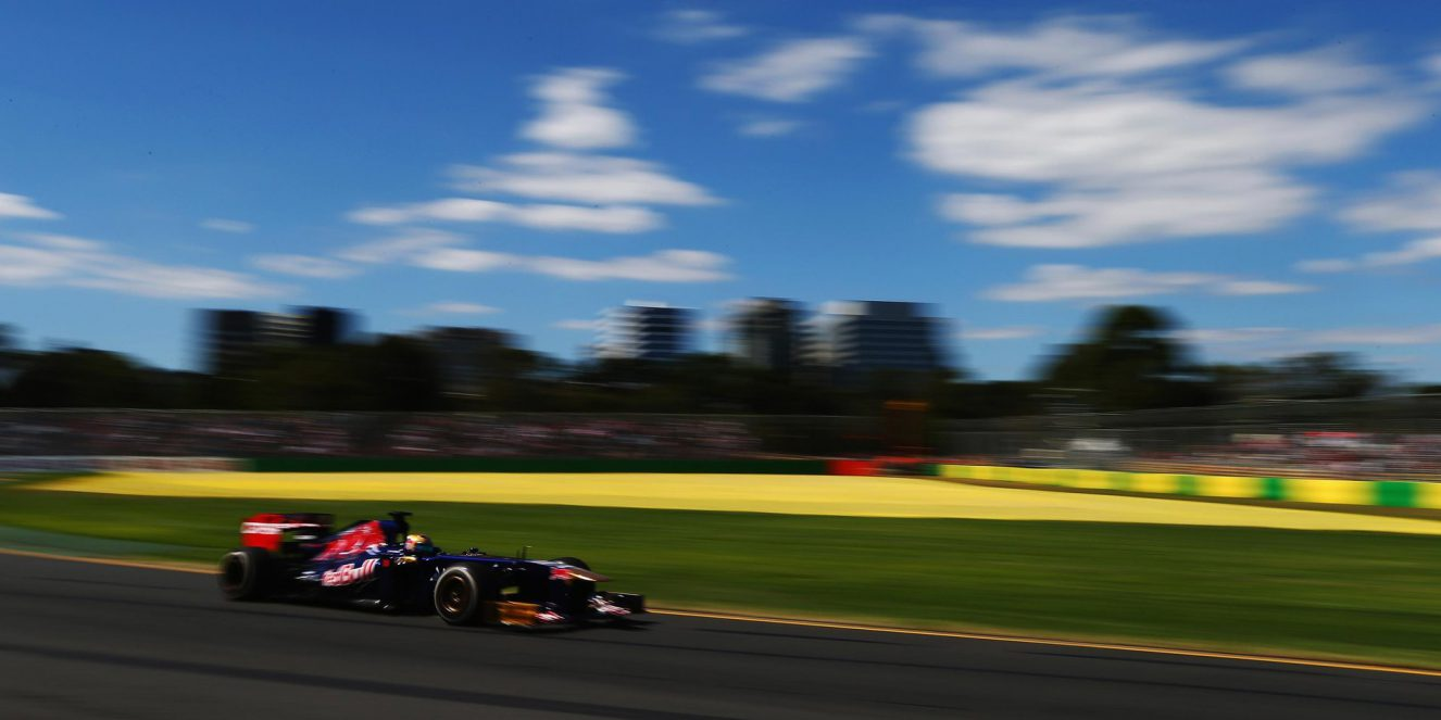 AUSTRALIAN GP 2014: QUALIFYING – TEAM REACTION