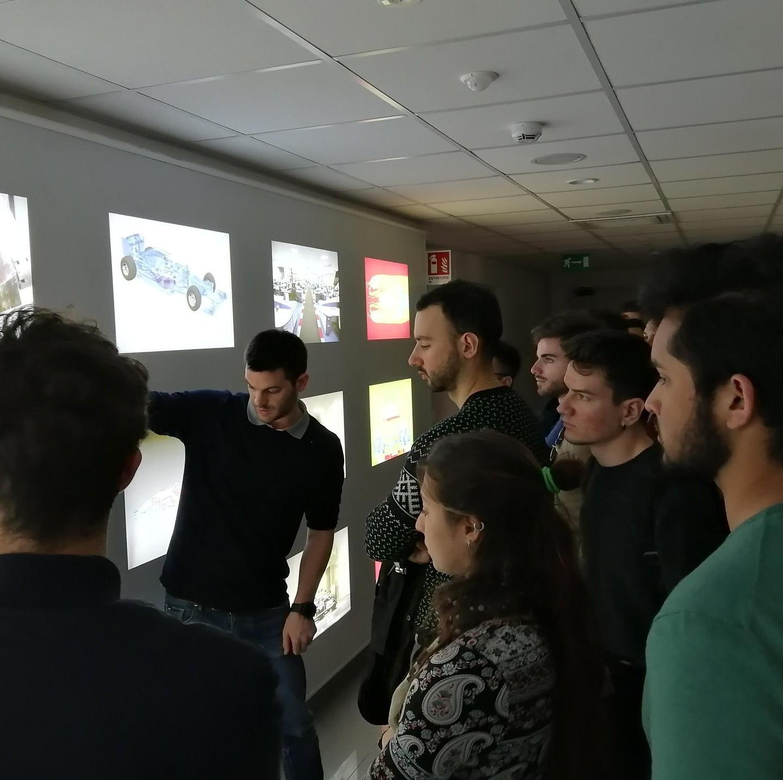 Studenti Muner – Factory tour 4