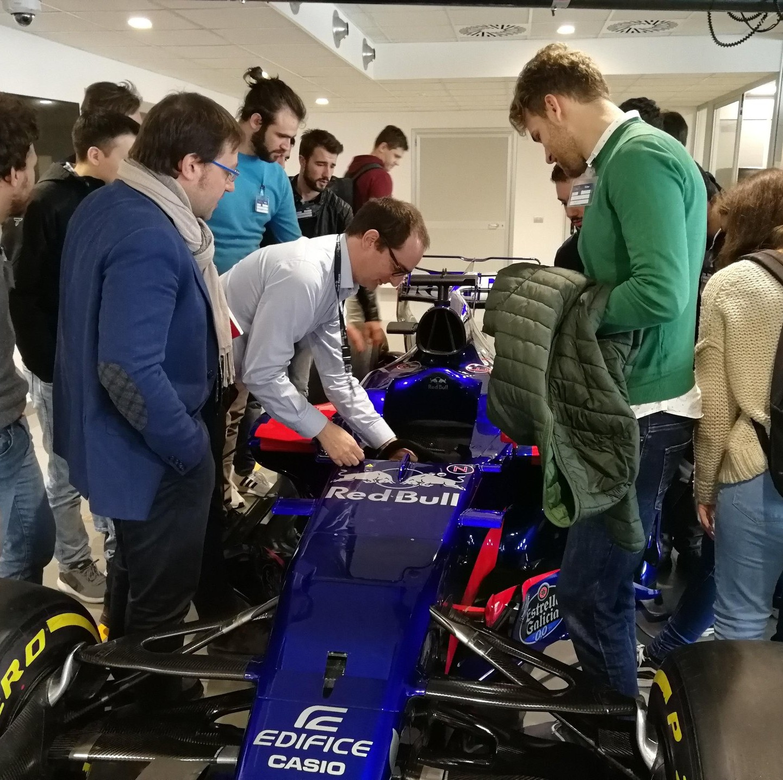 Studenti Muner – Factory tour 5