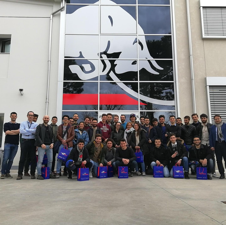 Studenti Muner – Factory tour 7