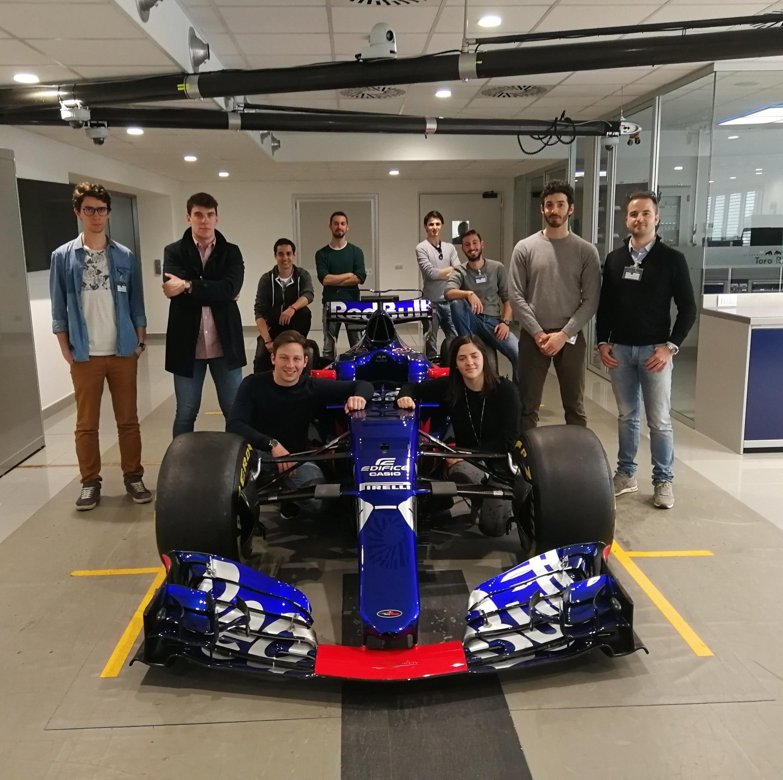 Studenti Muner – Factory tour 8