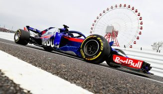 Japanese GP – Free Practice