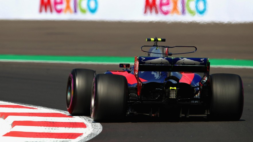 Niente fiesta per Toro Rosso 25