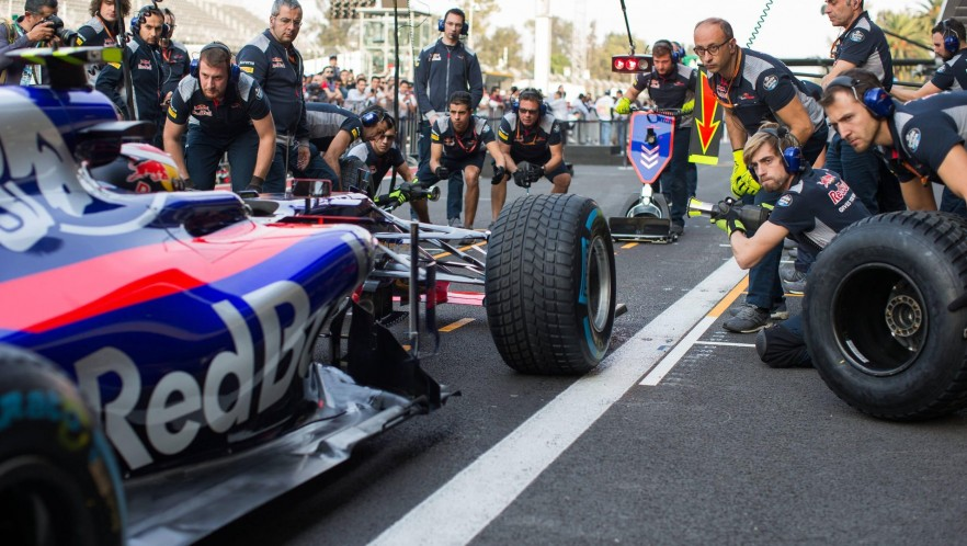 Niente fiesta per Toro Rosso 2