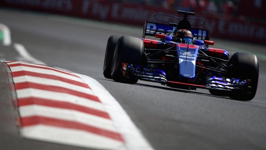 Niente fiesta per Toro Rosso 5