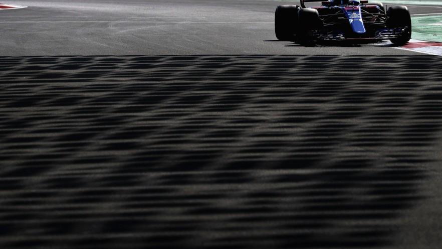 Niente fiesta per Toro Rosso 4