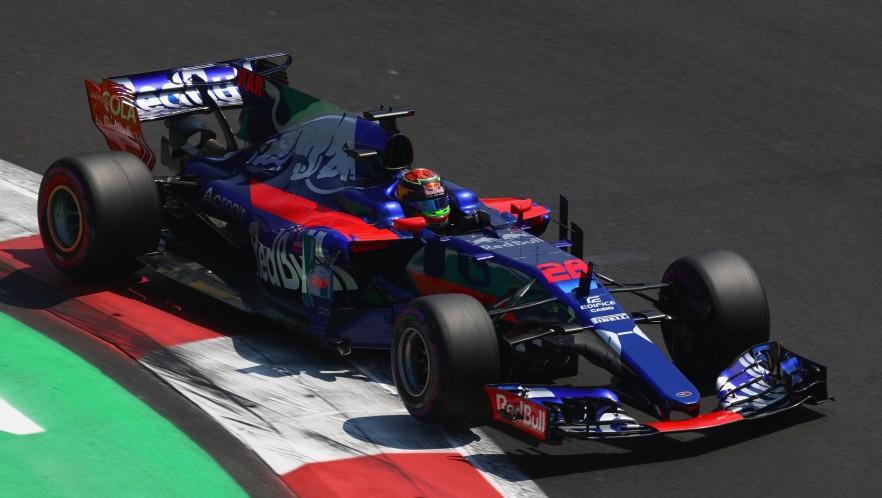 Niente fiesta per Toro Rosso 7