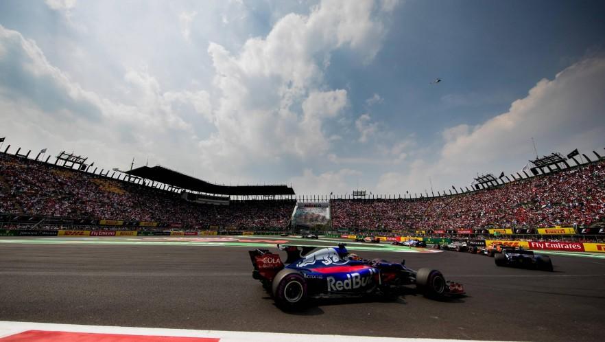 Niente fiesta per Toro Rosso 22