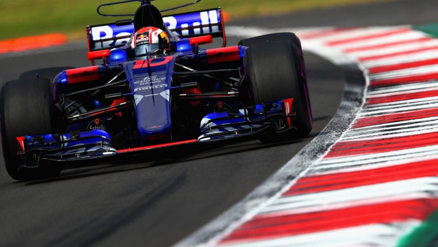 Niente fiesta per Toro Rosso 24
