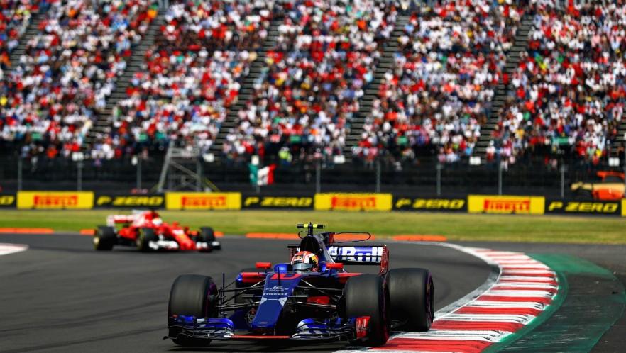 Niente fiesta per Toro Rosso 26