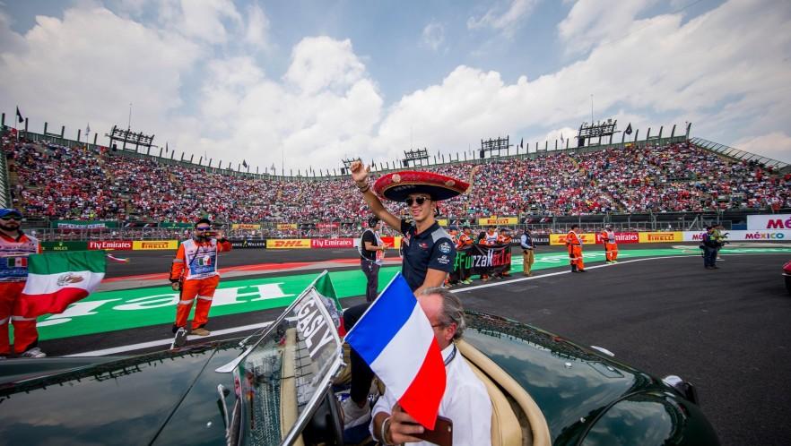 Niente fiesta per Toro Rosso 16