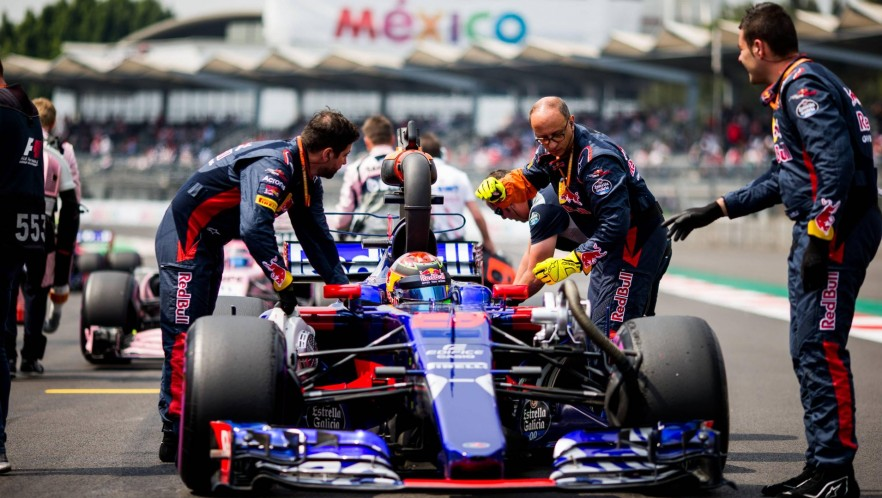 Niente fiesta per Toro Rosso 9