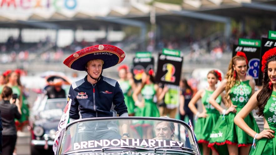 Niente fiesta per Toro Rosso 12