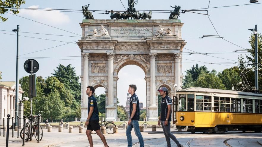 A TRAM RIDE IN MILAN 4