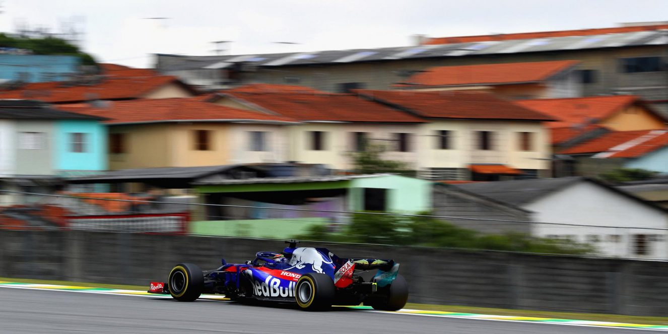 Racing in Brazil's megalopolis