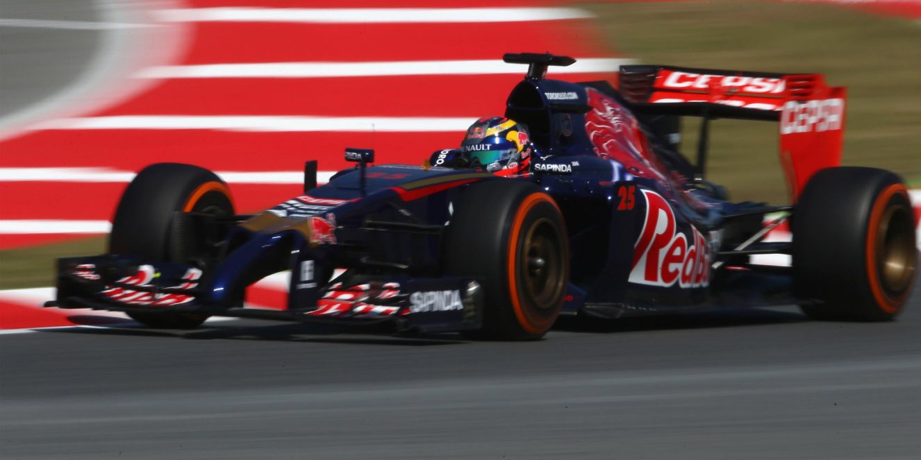 SPANISH GP 2014: FREE PRACTICE – TEAM REACTION