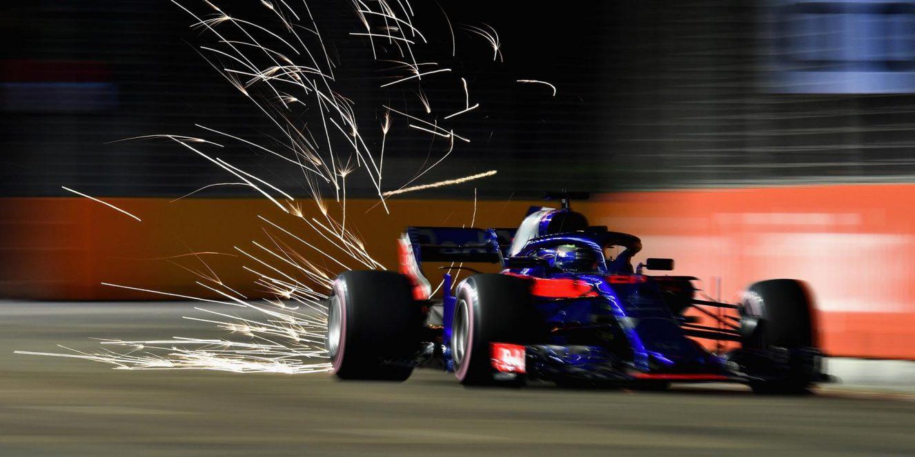 Singapore GP – Free Practice
