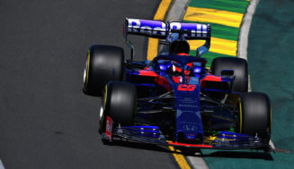 Australian Grand Prix free practice 2019
