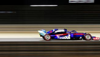 F1 qualifying Bahrain by Scuderia Toro Rosso