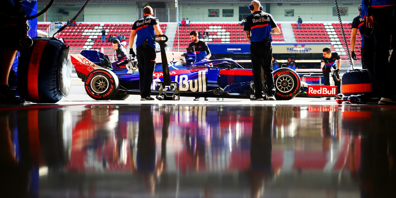 Palylist Australian Grand Prix 2019