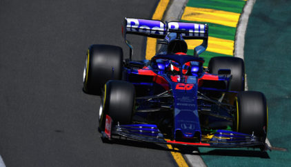 Prove libere GP Australia 2019