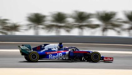 F1 testing Bahrain 2019 giorno 2