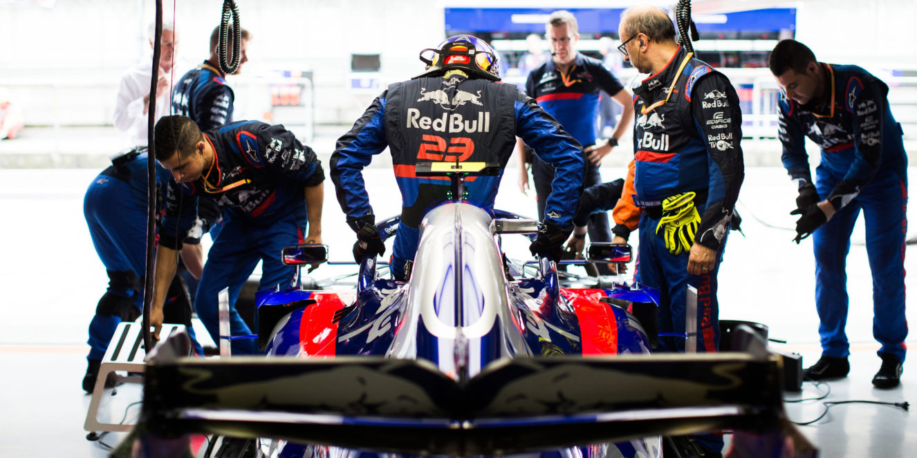 Playlist Azerbaijan Grand Prix 2019 by Scuderia Toro Rosso