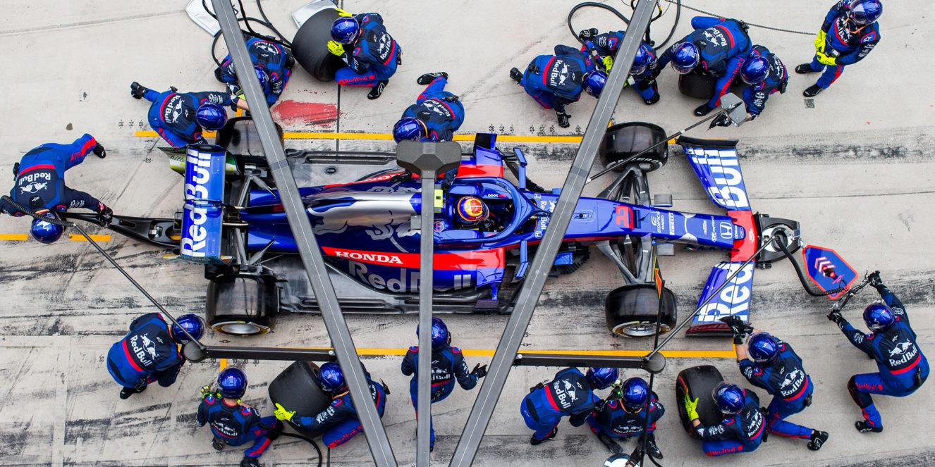 Review Chinese Grand Prix 2019 by Scuderia Toro Rosso