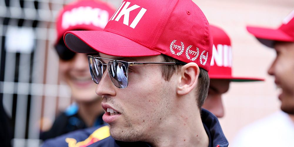 Monaco Grand Prix 2019 with Daniil Kvyat Scuderia Toro Rosso