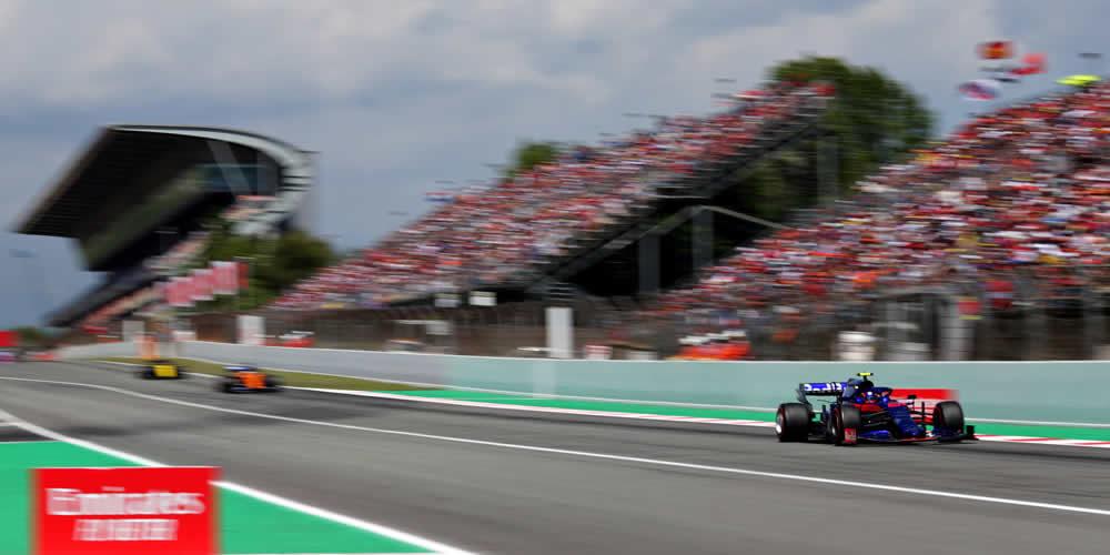 Spanish Grand Prix 2019 with Alex Albon