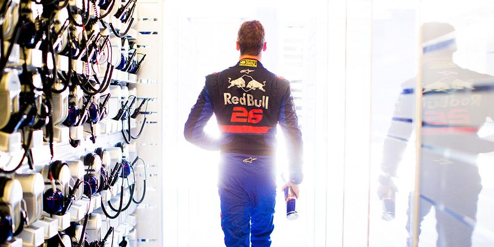 Austrian Grand Prix 2019 with Daniil Kvyat Scuderia Toro Rosso